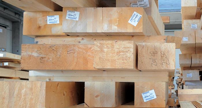 case passive in legno