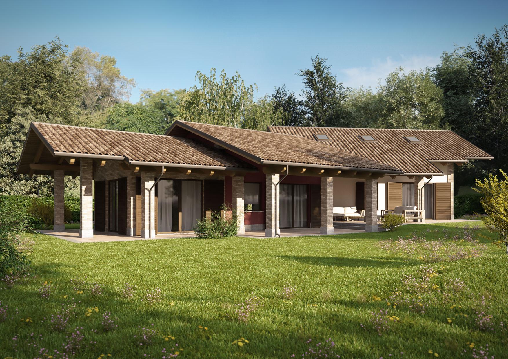 case in legno abitare una soluzione personalizzata