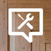 case in legno manutenzione