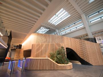 Innovation Square Center