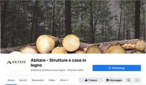 Abitare Legno_anteprima pagina facebook